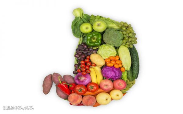 برگ های هویج برای کمک به هضم غذا
