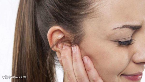 علت جوش داخل گوش چیست ؟