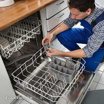 عیب یابی ماشین ظرفشویی و راهکارهای رفع مشکلات