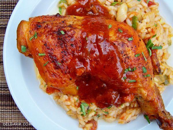   اشتباهات رایج هنگام پخت مرغ   مزه دار کردن مرغ