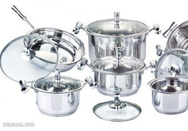 معایب ظروف استیل