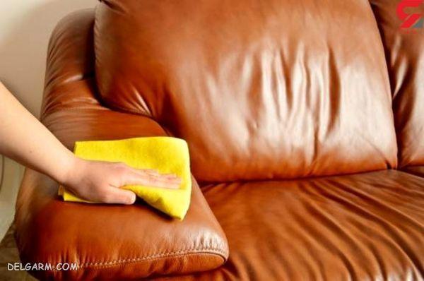 پاک کردن لکه جوهر از مبل و فرش