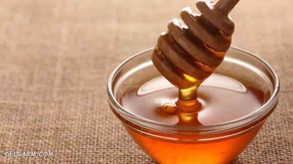 کنجد و عسل