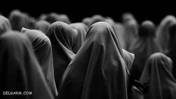 فواید حجاب مشکی