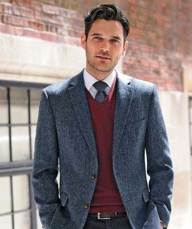 اصول ست کردن و ترکیب رنگ لباس مردانه