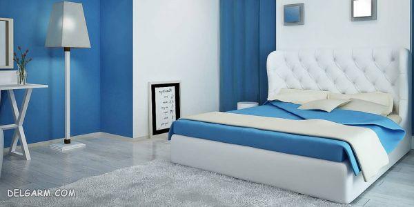 چگونه اتاق خواب را بزرگ نشان دهیم ؟