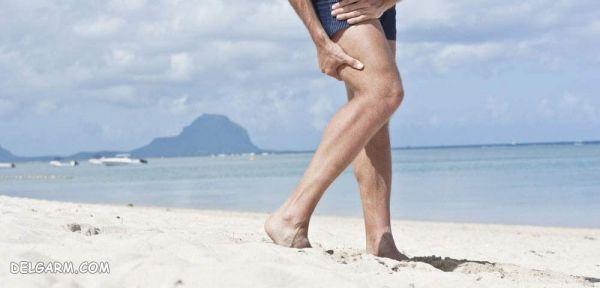 علت درد کشاله ران سمت چپ