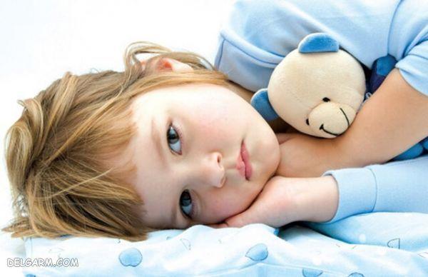 عوارض کم خوابیدن کودک