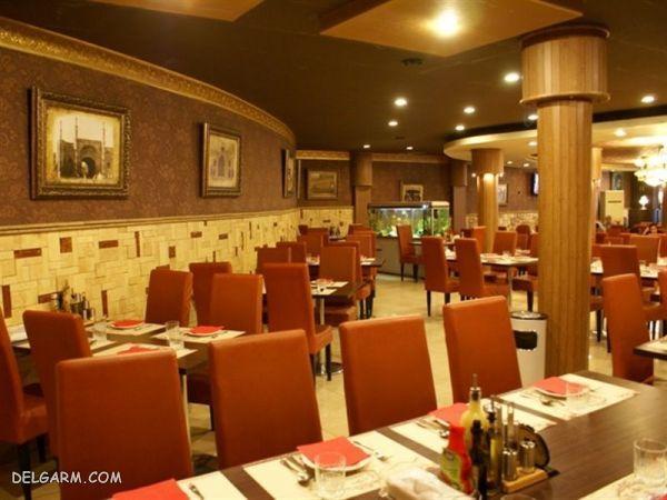 رستوران نمونه