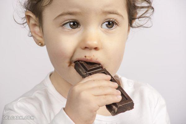 عوارض شکر برای کودکان