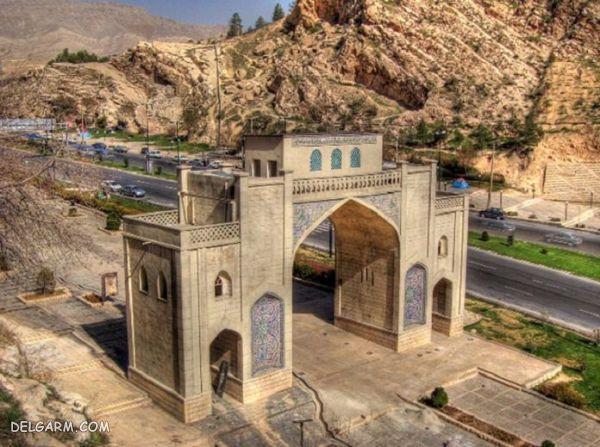 شیراز از شهرهای توریستی ایران