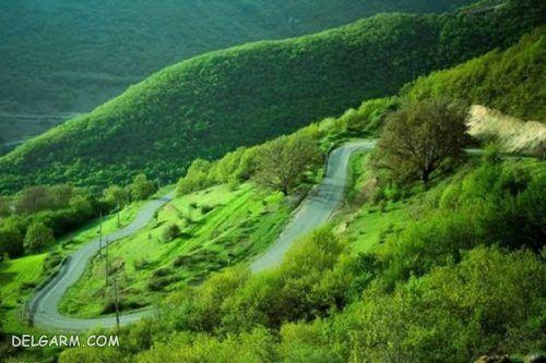 آذربایجان شرقى از شهرهای پر تردد ایران