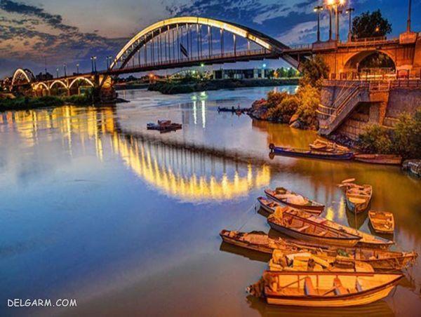 خوزستان از شهرهای توریستی و استانهای پر توریست ایران