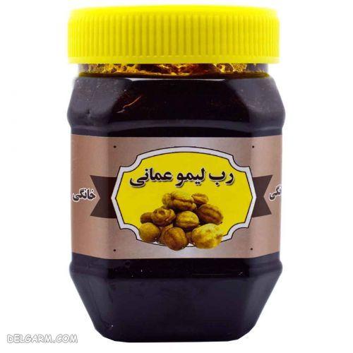 کاربرد رب لیمو عمانی