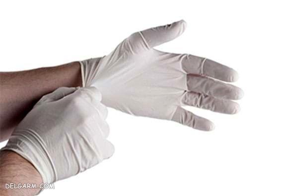دستکش های لاتکس