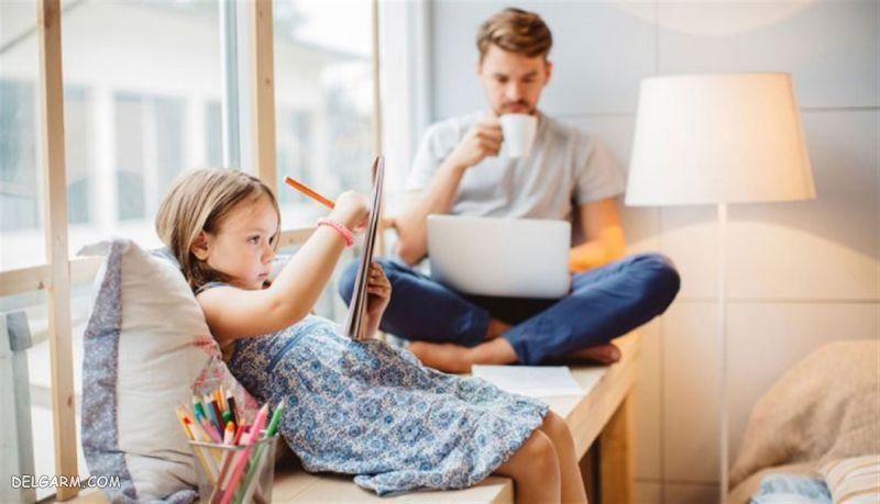 بی توجهی عاطفی به کودک