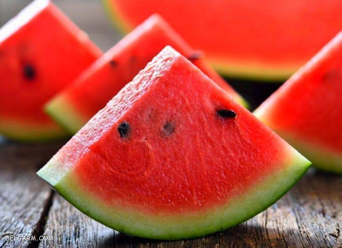 هندوانه دارای ویتامین A