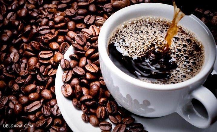   کلید در فال قهوه