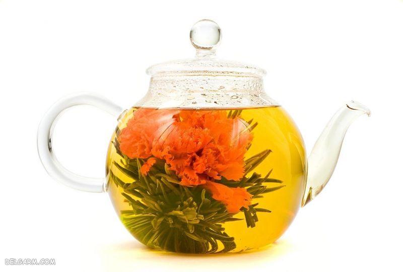 خواص چای بلومینگ