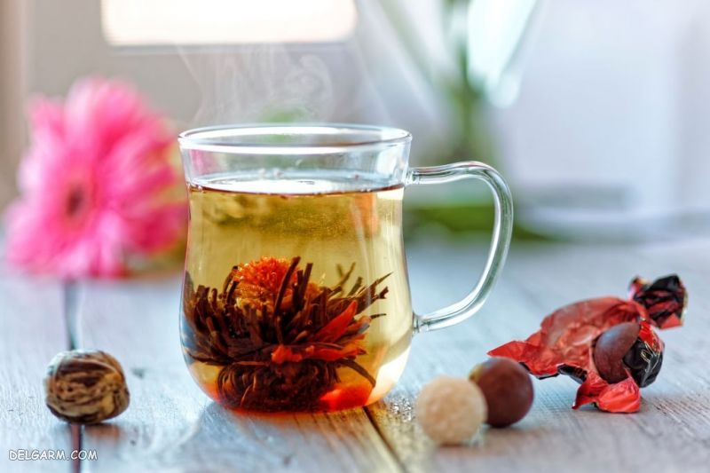 چای بلومینگ
