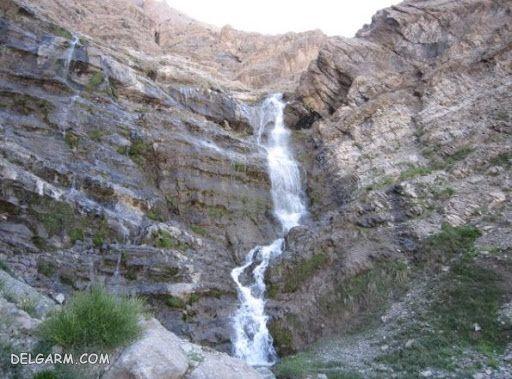 آبشار توف شاه