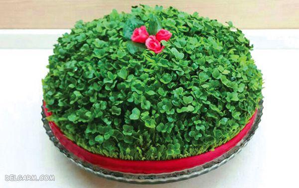 کاشت سبزه کنجد