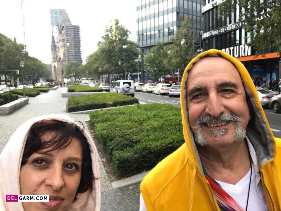 بیوگرافی مائده طهماسبی و همسرش ، زندگینامه مائده طهماسبی ، عکس های مائده طهماسبی و همسرش