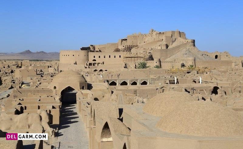  مناطق دیدنی اطراف کرمان