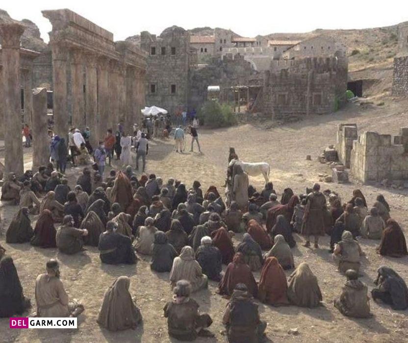 بازیگران سریال سلمان فارسی، زمان پخش