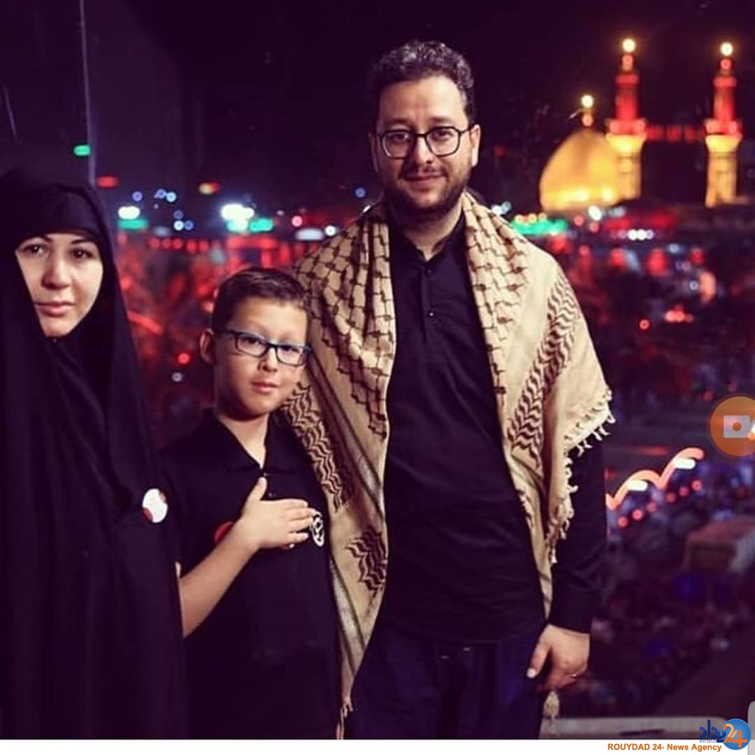 همسر سید بشیر حسینی کیست ؟