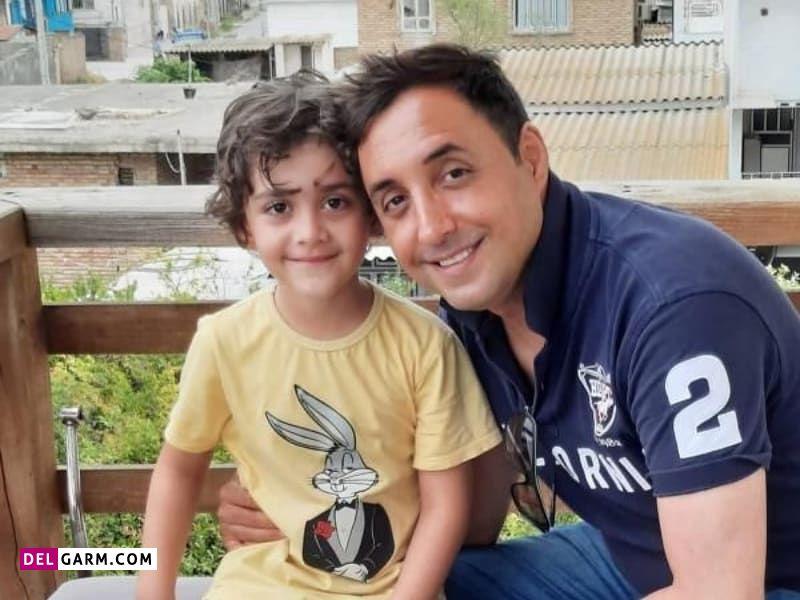 بیوگرافی حسین شهبازی بازیگر خردسال
