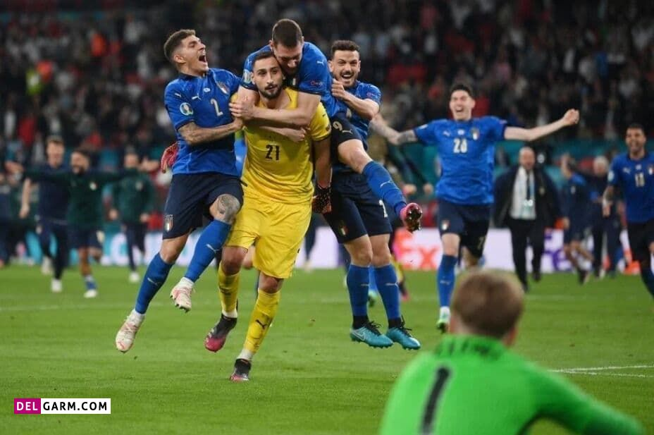 بهترین بازیکن یورو 2020
