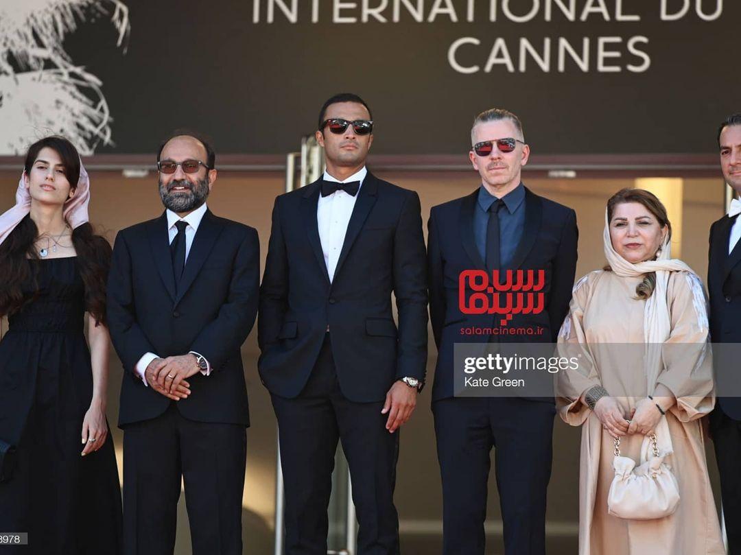 استایل بازیگران در جشنواره کن 2021