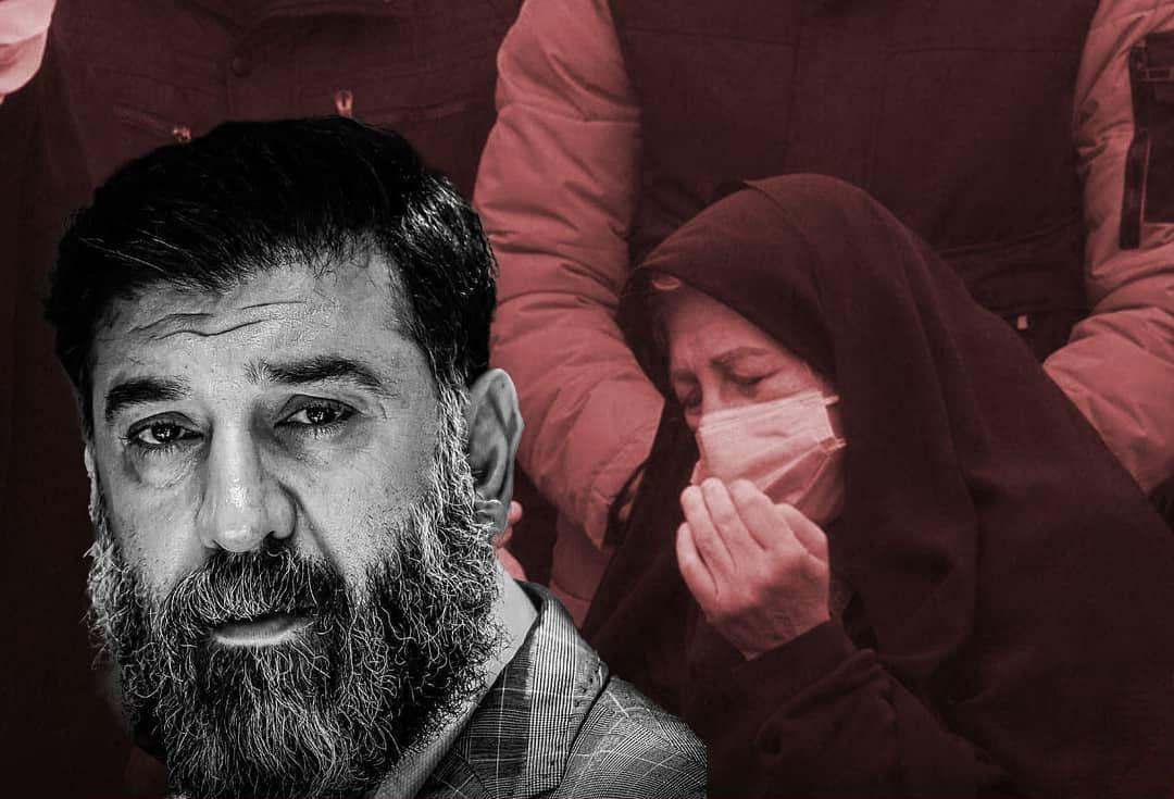 شکایت مادر علی انصاریان از دکتر هاشمیان !