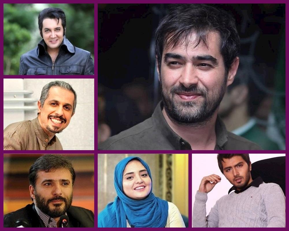 اسامی بازیگران سید ایرانی