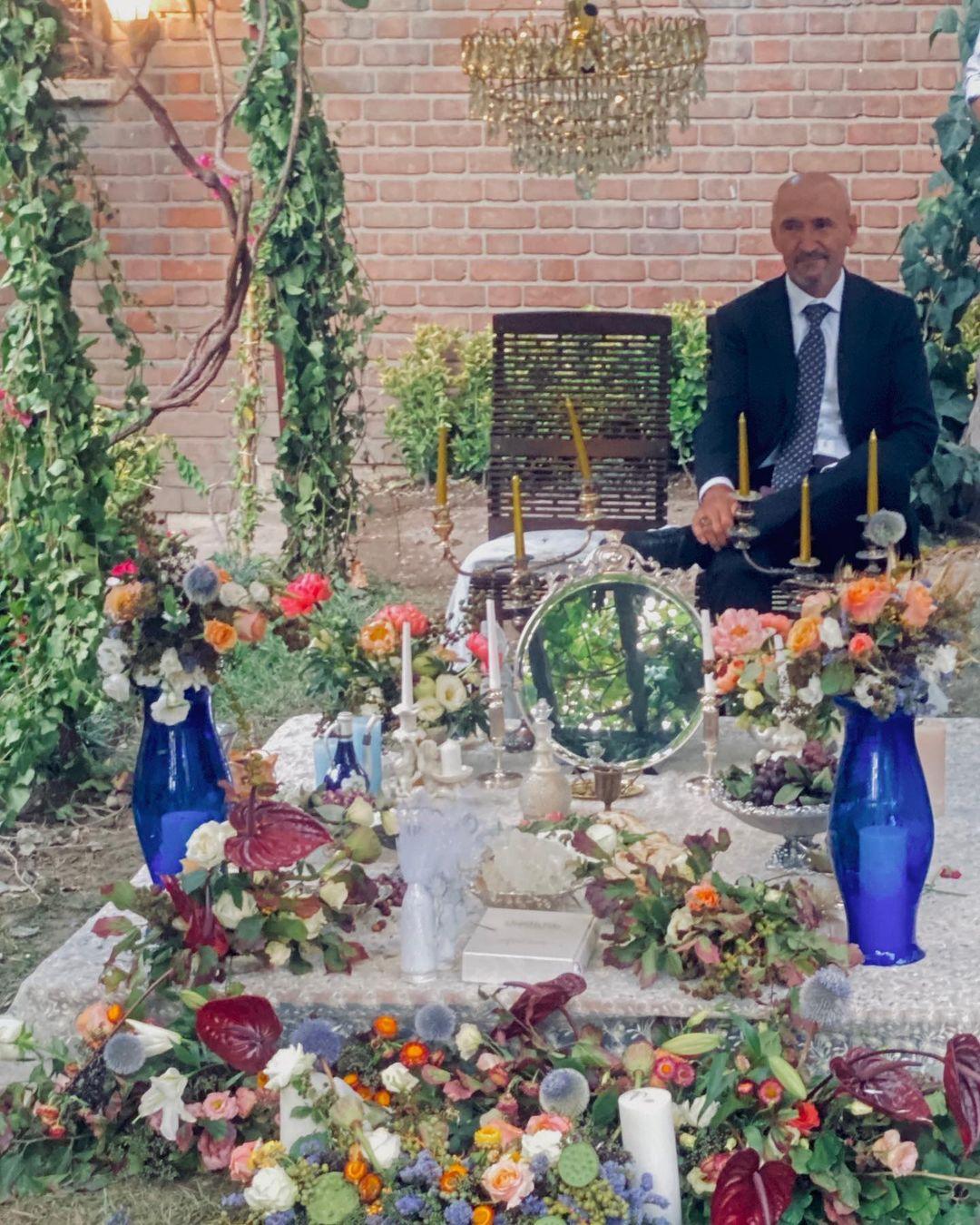 جشن عقد نوید محمدزاده