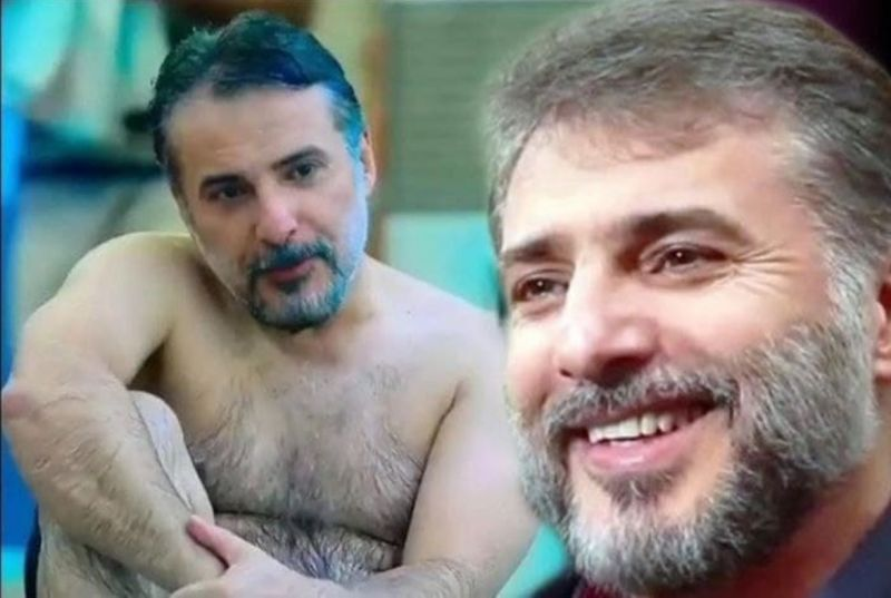 واکنش جواد هاشمی به لخت شدن در سریال زخم کاری