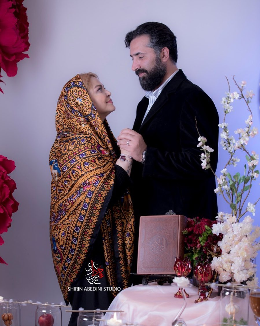 سورپرایز عاشقانه بهاره رهنما در چهارمین سالگرد ازدواجش