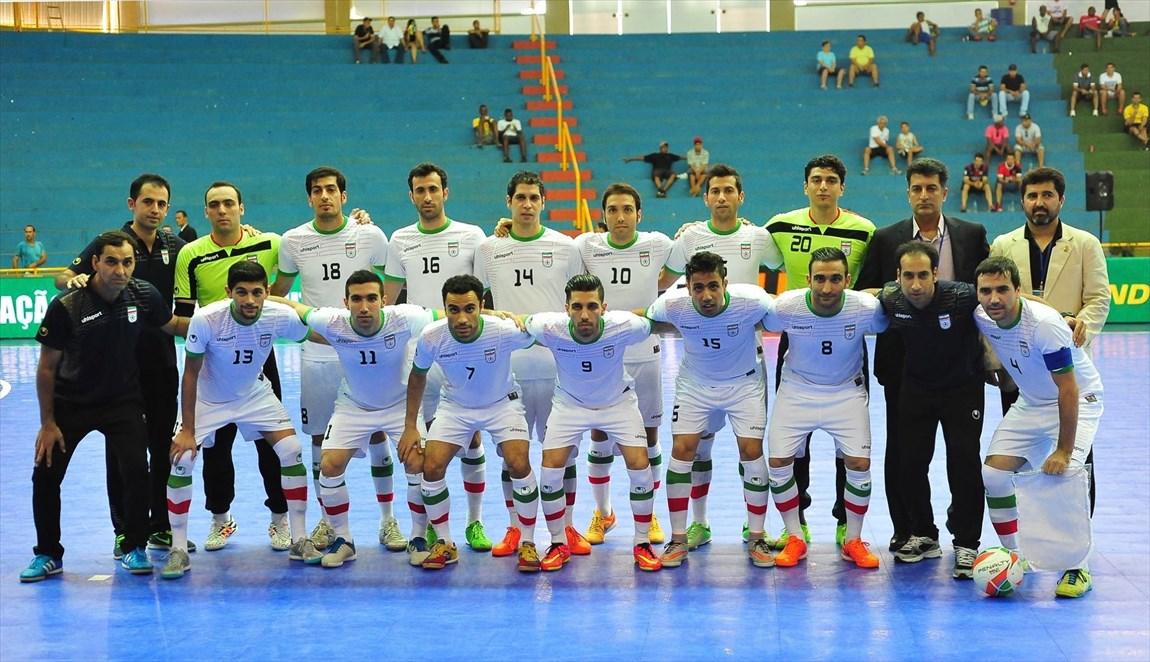 تاریخ و ساعت بازی ایران امریکا جام جهانی فوتسال 2021