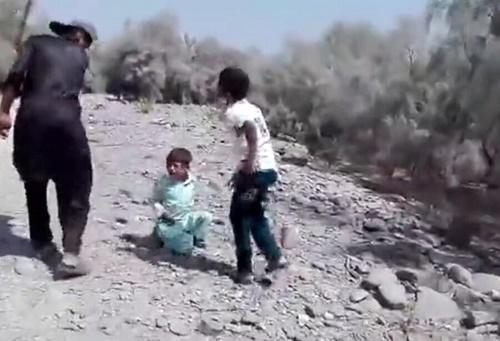 کودک آزاری در سیستان و بلوچستان