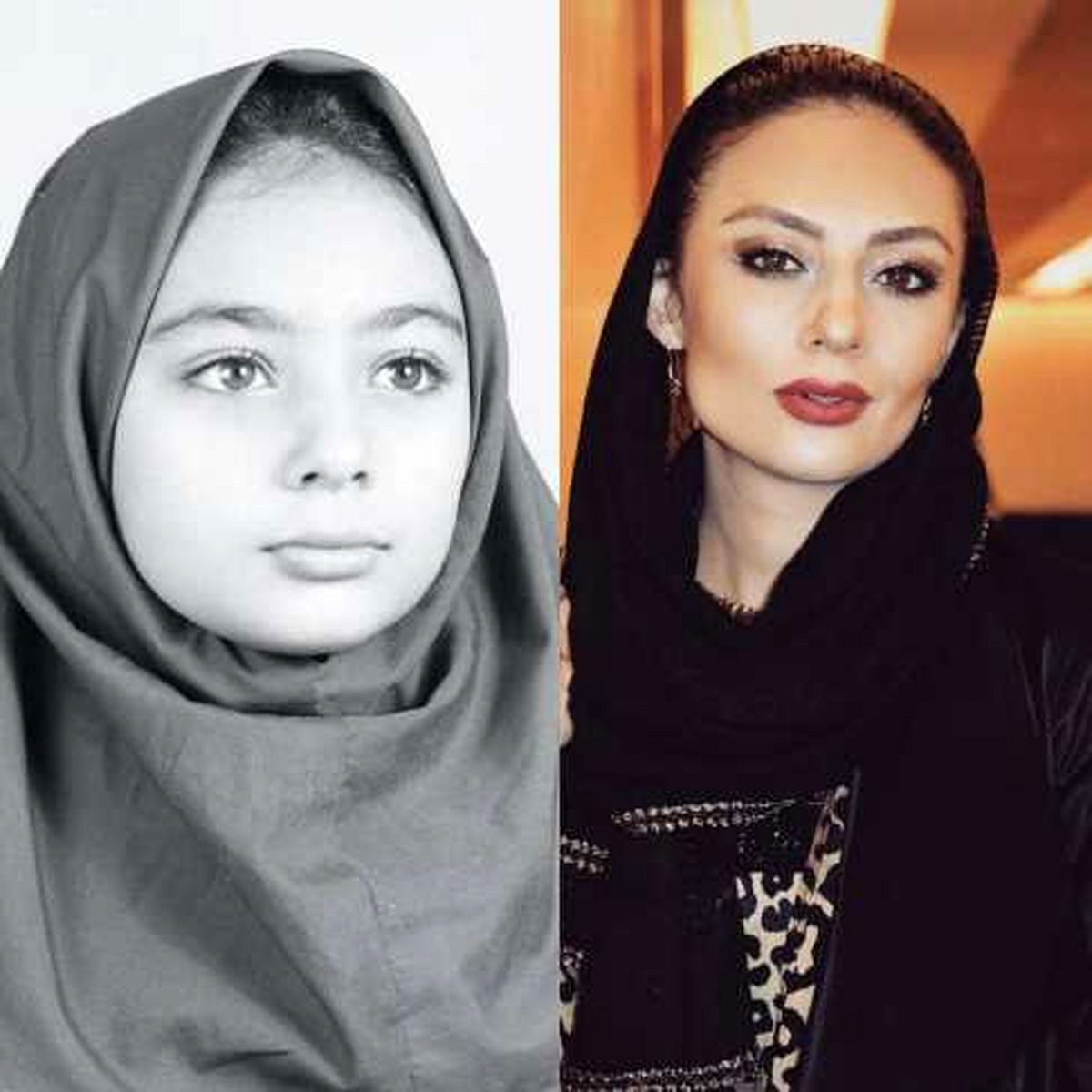 یکتا ناصر و سوفیا لورن