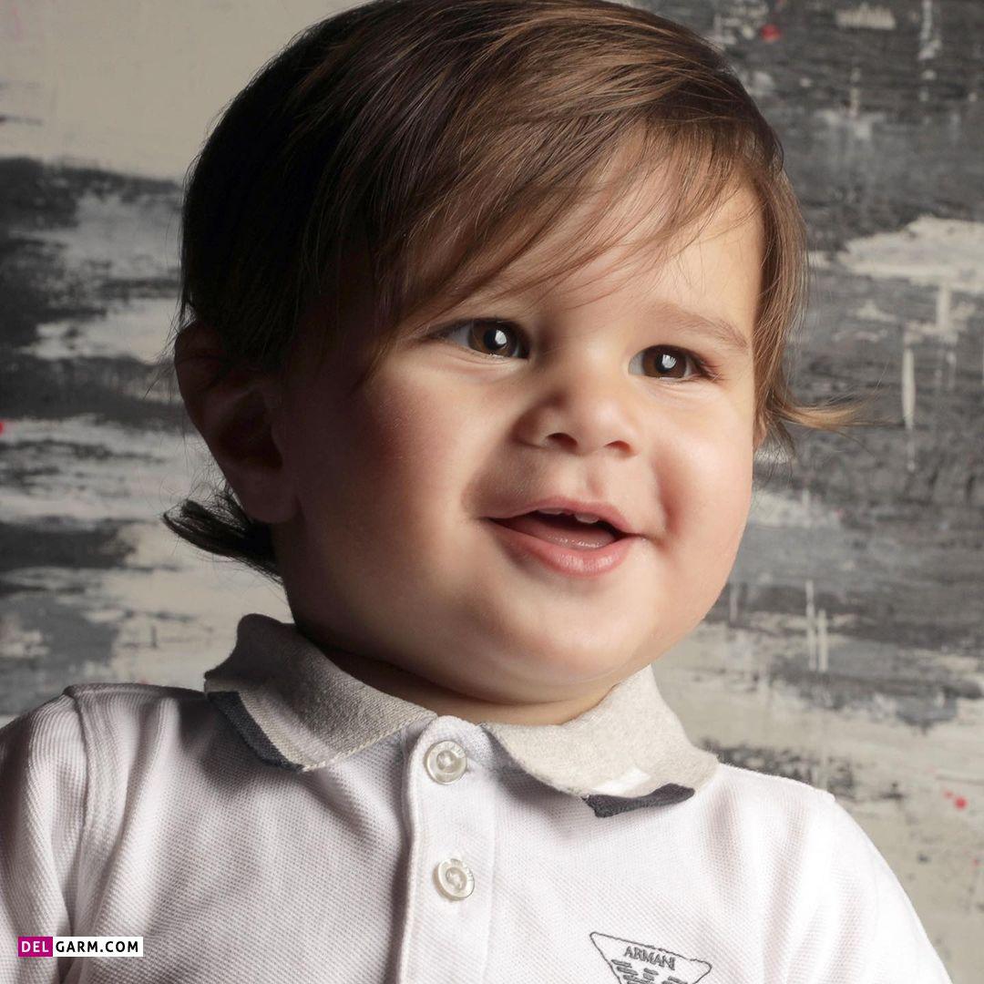 تولد یکسالگی پسر سام درخشانی