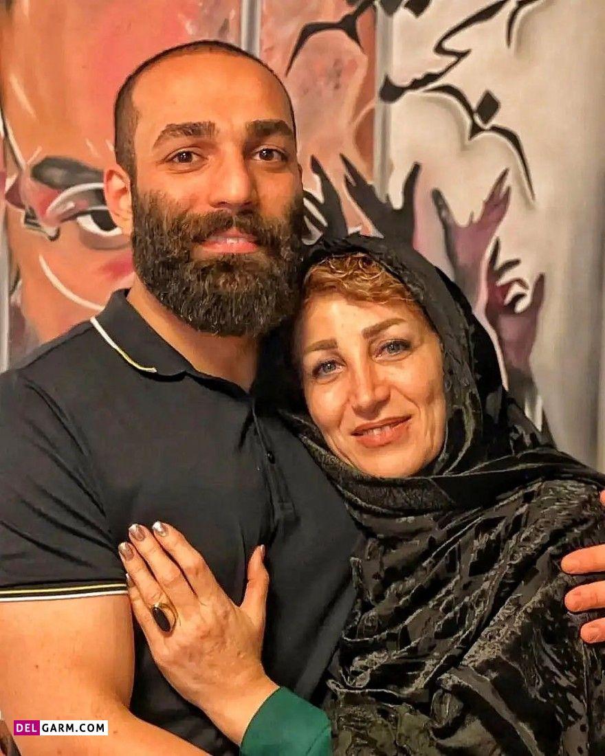 حمید صفت و مادرش