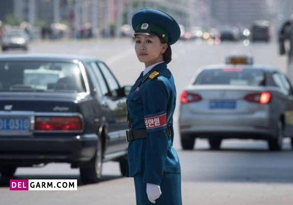 ازدواج، دختر زیبا، کره شمالی، دختران ترافیک