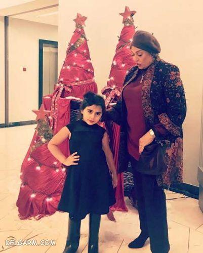بیوگرافی آناهیتا اسماعیل خانی دختر گوهر خیر اندیش