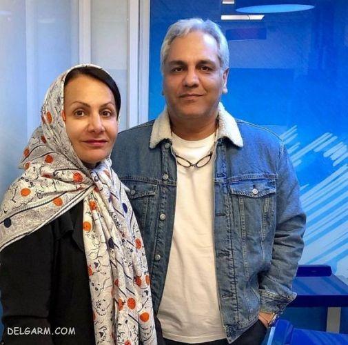 عکس همسر مهران مدیری