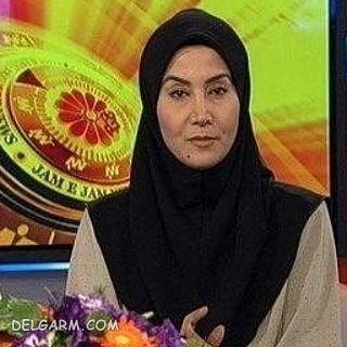مهناز شیرازی ، گوینده خبر
