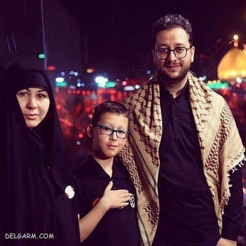 همسر و فرزندبشیر حسینی