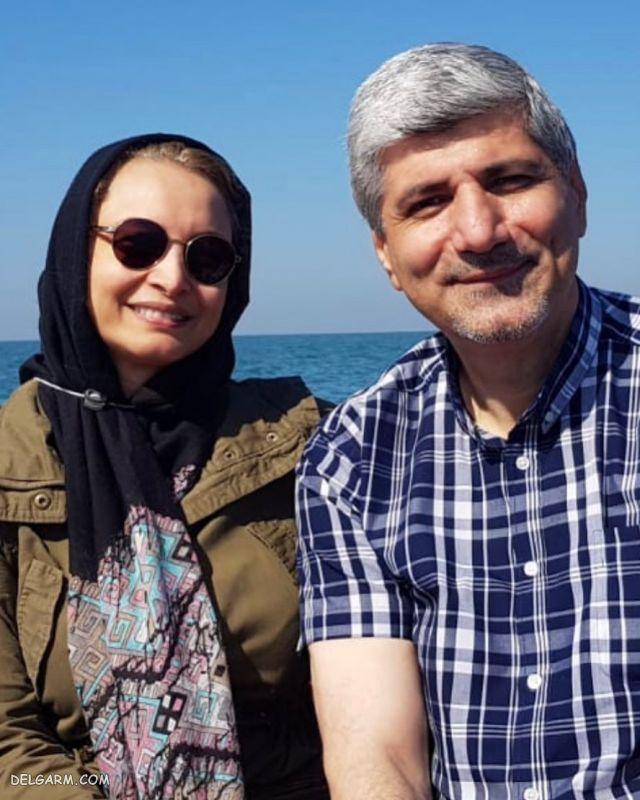 مریم کاویانی و رامین مهماندوست