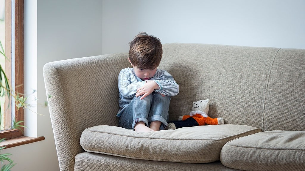 علت احساس گناه کودک